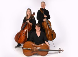 Bach's Cello Suites - Paso Robles - Uploaded by Robin Smith