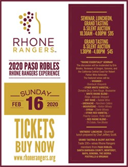 The 2020 Rhone Rangers Experience - Uploaded by Kim Murphy-Rodrigues