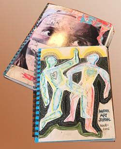 Art Journals - Uploaded by Mari O'Brien