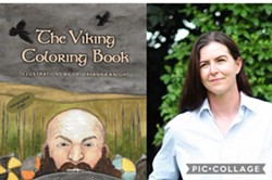 The Viking Coloring Book - Uploaded by Kathy Mullins