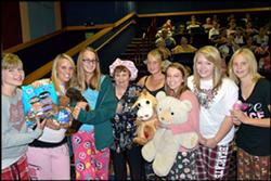 Pajama Movie Night - Uploaded by Susanne Anshen