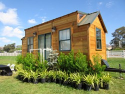 Learn about tiny homes on wheels and the new micro-home community coming to Atascadero at a free community workshop on Feb 27, hosted by affordable housing nonprofit SmartShare Housing Solutions. - Uploaded by Celeste Goyer