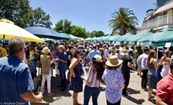 Jazz and Olive Festival 2019 attracted over 600 attendees - Uploaded by Stacey Otte