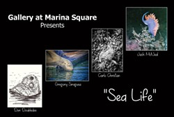 Gallery at Marina Square presents SEA LIFE - Uploaded by Gregory Siragusa