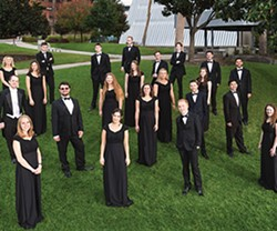 Cal Poly Chamber Choir - Uploaded by music 1
