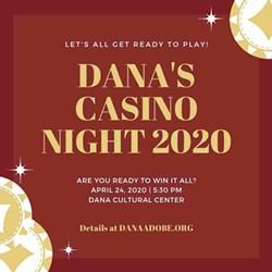 Dana's Casino Night - Uploaded by Alexis Carreno
