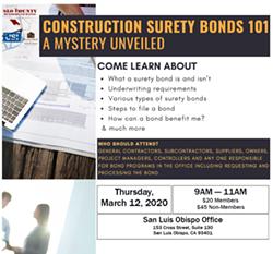 Construction Surety Bonds - Uploaded by Stephanie