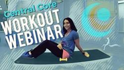 Central Core Workout Webinar - Uploaded by Kara Stewart