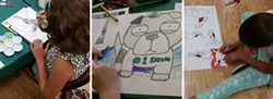 Students from my past Animal Drawing Classes. - Uploaded by Raytoons Cartoons