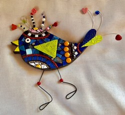 Learn how to mosaic - Uploaded by Joan Martin Fee