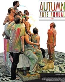 Autumn Arts Annual 2017