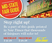 Mid-State Fair Guide!