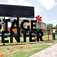Stage Center material to be donated to artists