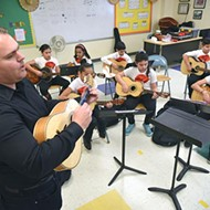 Cover Story: <em>Mariachi</em> festival helps keep the music playing at OKC schools