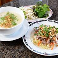 Despite 'pizza' on its menu, Gia Gia serves real Vietnamese cuisine