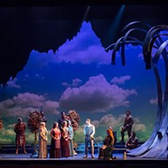 National tour of award-winning <em>Camelot</em> arrives at Civic Center