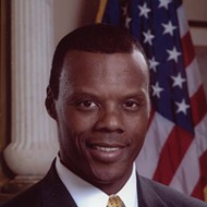 Former Congressman J.C. Watts speaks Friday at national conference