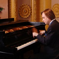 UCO fundraiser features unique pianist Valery Kuleshov