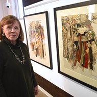 Kingery's art eludes definitions as she blends history, memory and culture