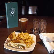 Pub W takes its food offerings to an attractive level