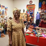 PAMBE Ghana's Global Market helps educate West African youth via its seasonal fair trade shop