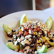 Gazedibles: Salad days