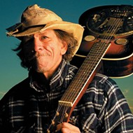 Blues musician and real-life 'most interesting man' Watermelon Slim makes an extended return to Oklahoma