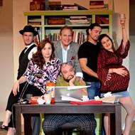 Carpenter Square ends season with Nicky Silver comedy <em>The Agony & The Agony</em>