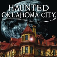 <em>Haunted Oklahoma City</em> book takes readers on a tour through paranormal history