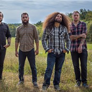 Coheed and Cambria drummer Josh Eppard talks fans and overcoming addiction ahead of Sept. 24 show