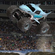 Monster Jam rumbles into Chesapeake Energy Arena