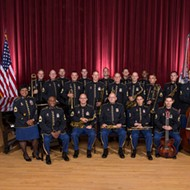 The U.S. Army Jazz Ambassadors visit OKC on Saturday