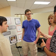 Oklahoma City University students research facets of water crisis