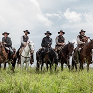 <em>The Magnificent Seven</em> is a fun, if limited, ride
