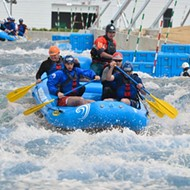 Riversport Rapids opens in the Boathouse District