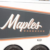 Food briefs: Maples Barbecue, Current Studio dinner, Stone Sisters Pizza Bar and more
