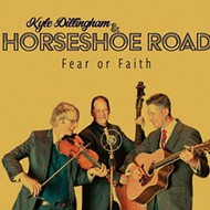 Kyle Dillingham & Horseshoe Road walk strong with fearless new release