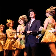 Pollard Theatre's production of <em>The Producers</em> runs through May 6