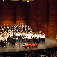 Canterbury Voices offers audiences classics and international variety in annual Christmas program