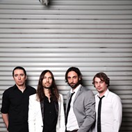 California's Aeges continues run with Chevelle May 14 at Diamond Ballroom