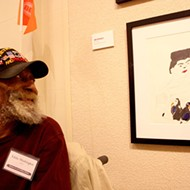 Metro veterans benefit from art program