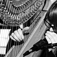 Experimental harpist Sun Riah takes to the road after a period of personal reflection