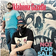 Cover Story: Oklahoma Contemporary brings street art indoors with <em>Not For Sale: Graffiti Culture in Oklahoma</em>