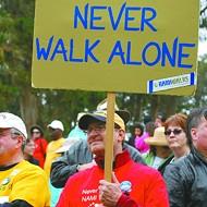 NAMIWalks helps lift stigmas against mental illness