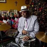 Drummer Walter Taylor III uses the Blu Fonk movement to bring the blues back to Oklahoma City
