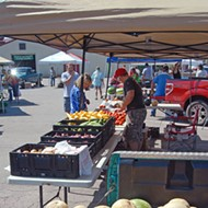 Farmers markets connect growers and consumers for the freshest local produce
