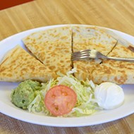 Taqueria El Rey's expansive menu keeps diners happy and satisfied