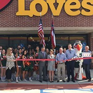 Oklahoma owned and operated Love's travel and convenience company grows as its family does