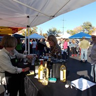 Food Briefs: Oklahoma Wine Walk, Great Pretenders Mocktail Mix-Off, Yokozuna, Awards for Excellence and more