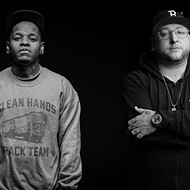 Nationally known DJ and hip-hop producer Statik Selektah joins Jabee at Tower Theatre